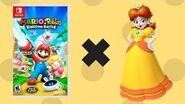 We want Daisy in Mario Rabbids Kingdom Battle!