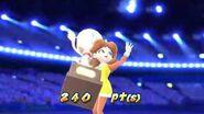 Mario & Sonic at the Olympic Winter Games - Festival Award Ceremony - Daisy (HD)