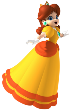 Princess Daisy (Mario Party 8)