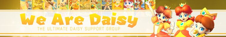 We Are Daisy YouTube Channel banner