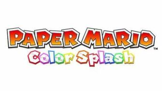 Ending (Super Mario Land) - Paper Mario Color Splash - Music Extended