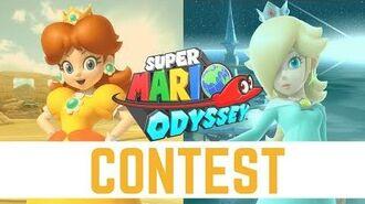Super Mario Odyssey DLC Contest !