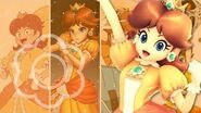 Compilation of Daisy in Smash fanarts!