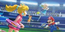Rosalina and Daisy