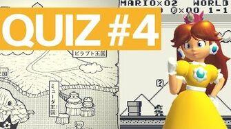 How much do you know Princess Daisy Sarasaland Super Mario Land