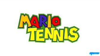 N64 Mario Tennis OST Trophy Win - Daisy
