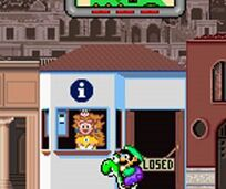 Daisy in mario missing