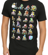 MK8 The Racers shirt