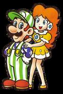 320px-Luigi Daisy NES
