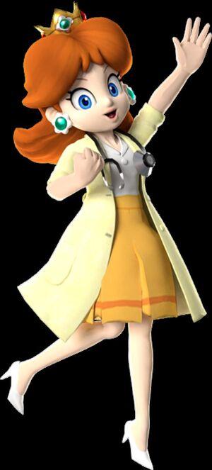 Dr. Daisy 3rd O