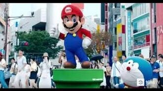 Tokyo 2020 - Olympic Games Intro (Mario is coming)