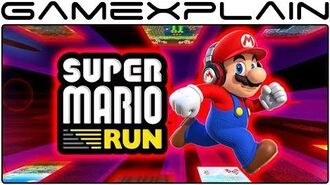 Super Mario Run - Mix 10 Update Game & Watch (Preview)