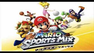 Mario Sports Mix Music - Daisy Garden