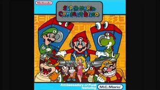 Super Mario Compact Disco - Save Me (with your charm)