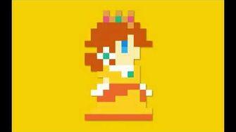 Super Mario Maker Daisy Voice Clips