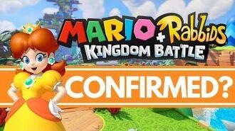 Daisy In Mario Rabbids CONFIRMED ?
