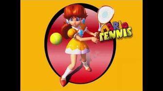 Mario Tennis 64 - Daisy's Voice