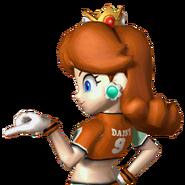 Daisy Super Mario Strikers Left