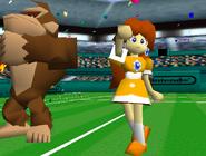 Daisy Mario Tennis 64