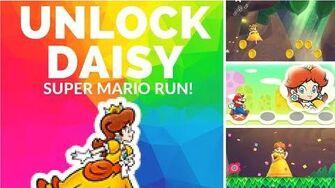 Let's save Daisy in Super Mario Run!