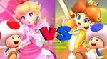 SSBU Daisy and Peach (Moveset Comparison)
