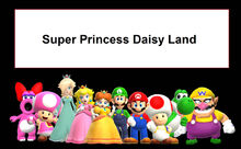 Super princess daisy land by earthbouds dczfn0t-pre