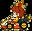 Mario Kart 8 Badge