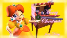 Christmas card daisy by zefrenchm-d9l5vh0