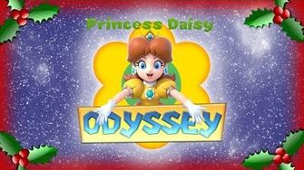 SFM Princess Daisy Odyssey Quest for the Christmas Present