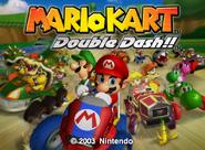 MarioKartDoubleDashTitleScreen