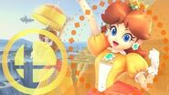 DAISY IS IN SUPER SMASH BROS!!!!!