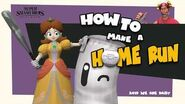 How to make a Home Run with DAISY