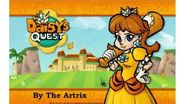 A princess Daisy tribute Fanart gallery 1