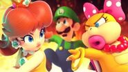 Characters Princess Daisy Has FEUDED With!
