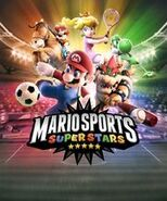 Mario sports superstar boxart