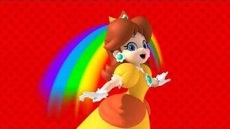 Daisy is in Super Mario Run!!!