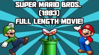 Super Mario Bros - 1993 (FULL LENGTH MOVIE)