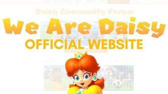We Are Daisy Official Website Launch!