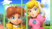 Peach And Daisy Taking A Selfie