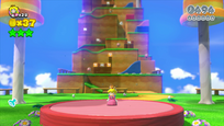 Small Peach Super Mario 3D World