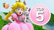 Top 5 Best Moments From Princess Peach-0