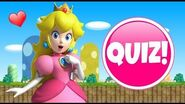 How much do you know about Princess Peach? QUIZ!