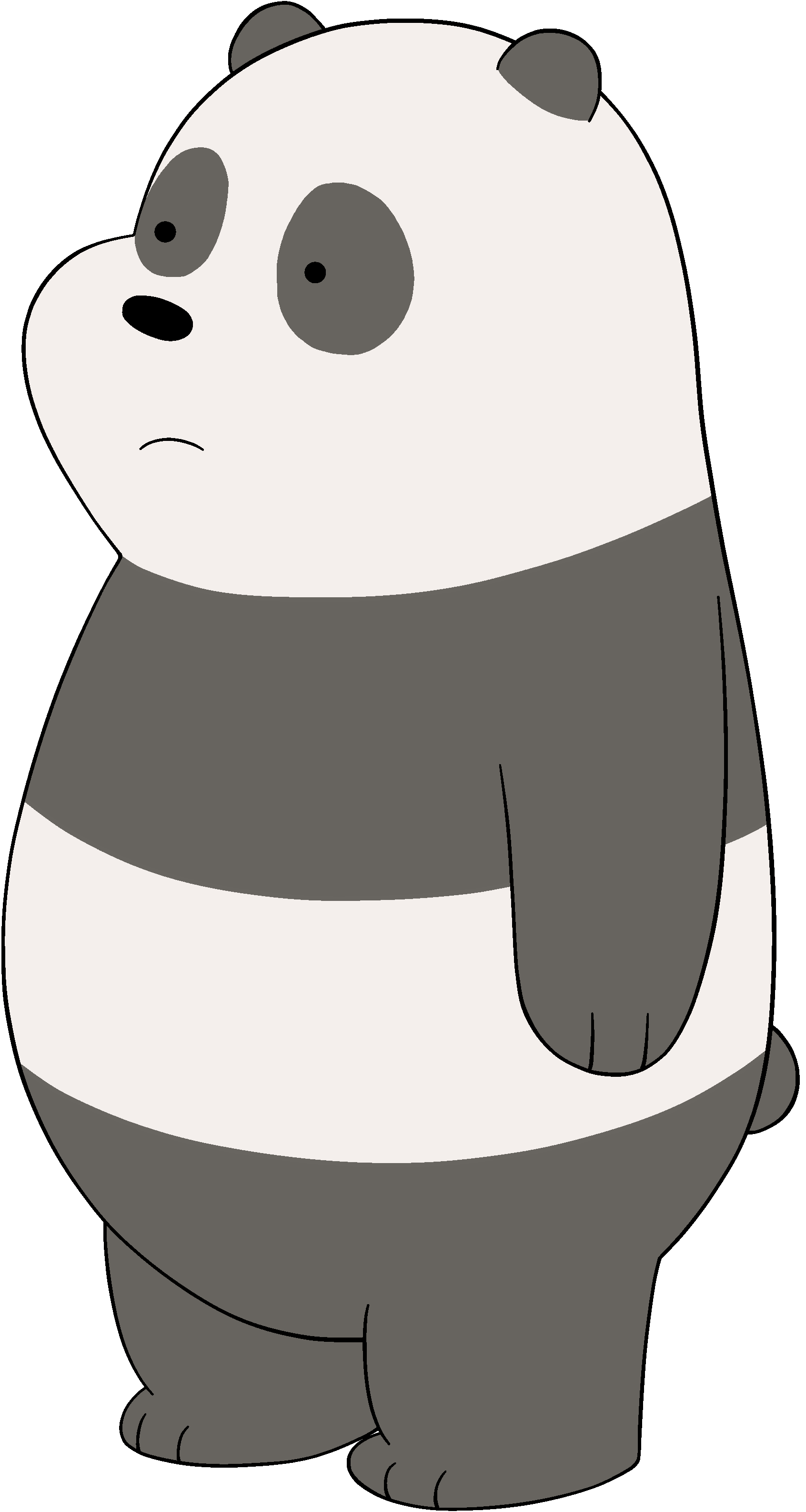 panda bear canon we bare bears fanon wikia fandom powered by wikia