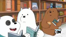 Panda and Ice Bear