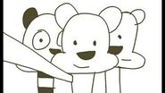 The Three Bare Bears Adventures Intro Storyboard