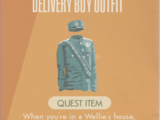 Delivery Boy Outfit