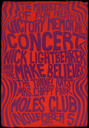Victory Memorial Concert Poster