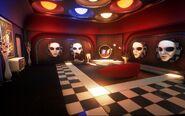 Sally's Interplanetary Travel Agency - Living Room