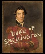 Duke of Smellington Portrait