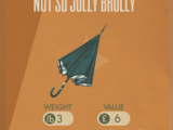 Not So Jolly Brolly